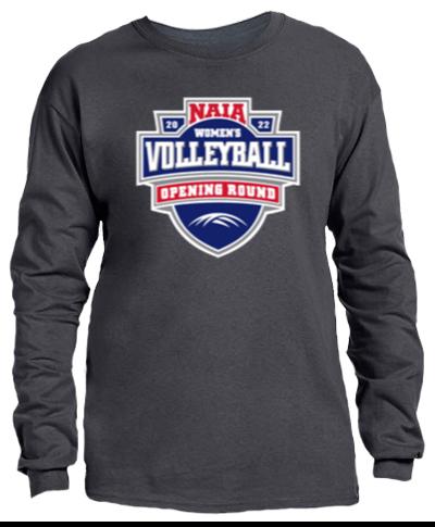 Cotton Long Sleeve T-Shirt / Dark Heather
