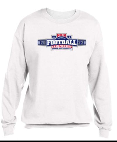 Crew Sweatshirt / White