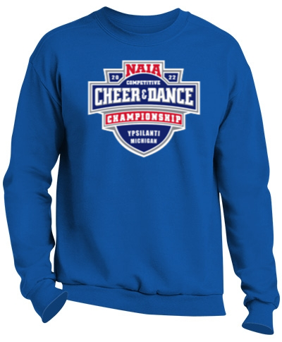 Crew Sweatshirt / Royal