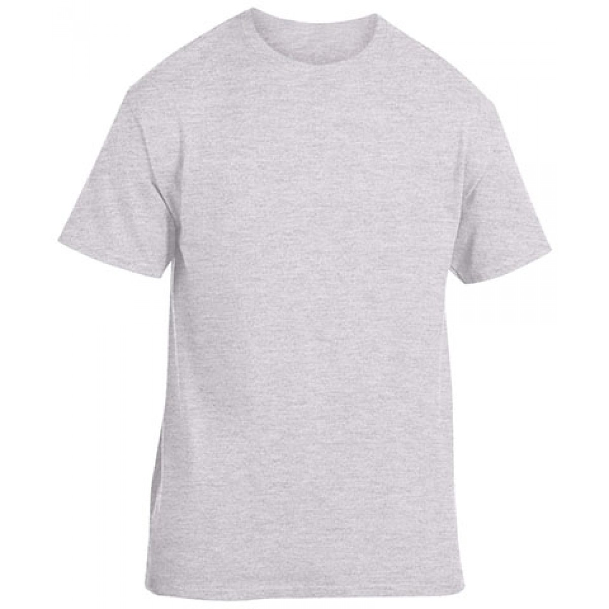 Heavy Cotton Activewear T-Shirt-Sports Grey-S