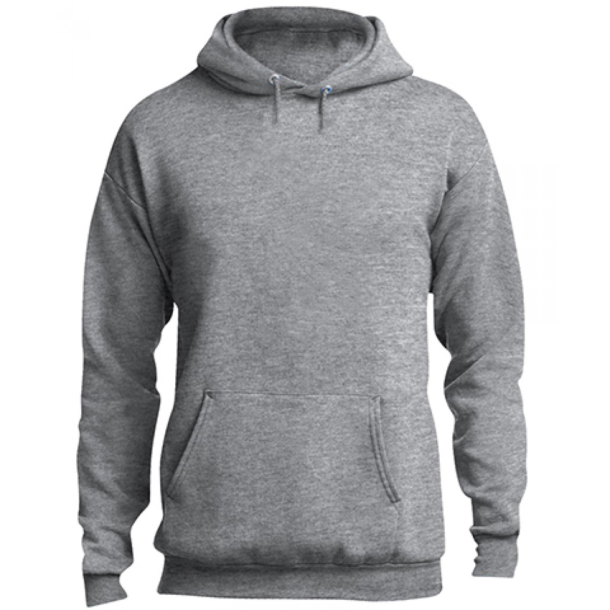 Classic Pullover Hooded Sweatshirt-Athletic Heather-L