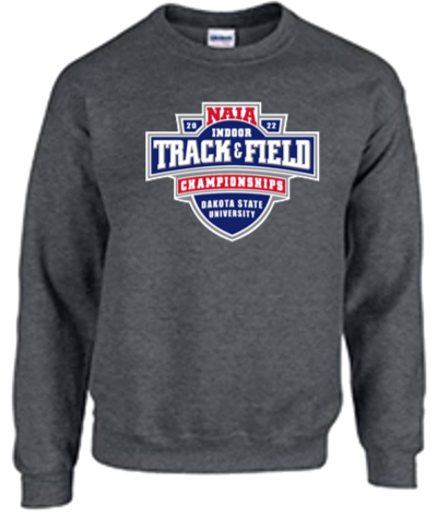 Crew Sweatshirt / Dark Heather