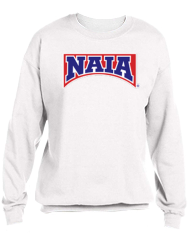Crew Sweatshirt / White