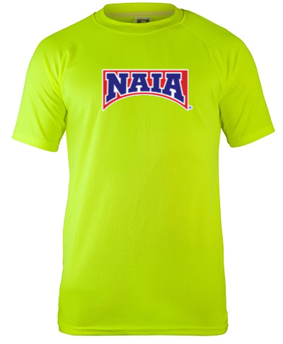 Short Sleeve Performance Tee / Safety Green
